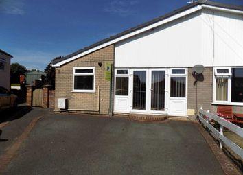 3 bed semi-detached bungalow for sale in Beech Grove, Flint, Flintshire CH6