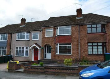 Thumbnail 3 bed terraced house for sale in Hallbrook Road, Keresley, Coventry