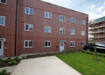 Thumbnail 2 bed flat to rent in Adams House, Childer Close, Coventry