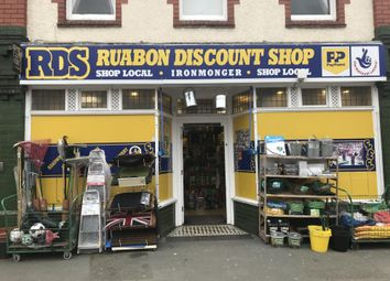 Thumbnail Retail premises for sale in New High Street, Ruabon, Wrexham