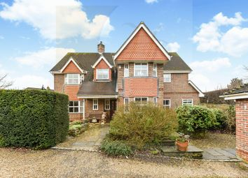 Thumbnail 5 bed detached house for sale in Itchen Abbas, Winchester