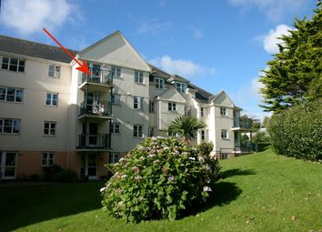 Thumbnail 1 bed flat for sale in Cliff Road, Falmouth