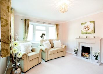 Thumbnail 2 bed mobile/park home for sale in Bel-Aire Park Homes, Heysham, Lancashire