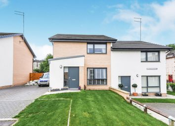 Thumbnail 2 bedroom semi-detached house for sale in Thrushcraig Crescent, Paisley
