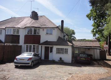 Thumbnail 3 bed semi-detached house for sale in The Close, Ascot