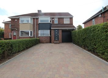 Thumbnail 3 bed semi-detached house for sale in Brushfield Grove, Sheffield