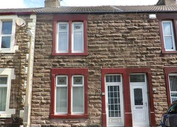 Thumbnail 3 bed terraced house for sale in Frazer Street, Workington, Cumbria