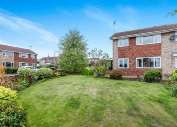 Thumbnail 3 bed semi-detached house for sale in Saffron Road, Tickhill, Doncaster