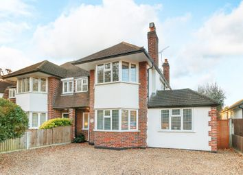 Thumbnail 4 bed semi-detached house to rent in West Grove, Hersham, Walton-On-Thames