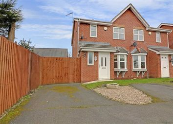 Thumbnail 2 bed semi-detached house for sale in Old School Close, Barnton, Northwich, Cheshire