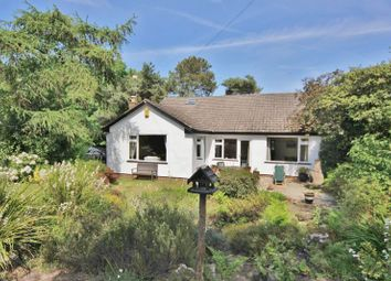 Thumbnail 4 bed detached bungalow for sale in Lightfoot Lane, Heswall, Wirral