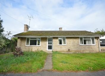 Thumbnail 3 bed bungalow to rent in Dodford Lane, Cambridge