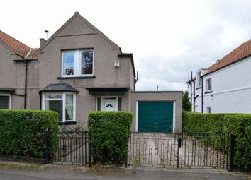 Thumbnail 4 bed semi-detached house for sale in 13 Wardie Crescent, Edinburgh
