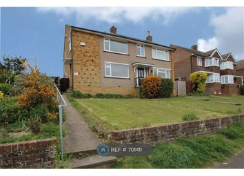 Thumbnail 3 bed semi-detached house to rent in Watson Avenue, Chatham