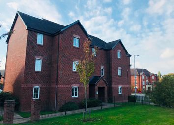 Thumbnail 1 bed flat for sale in Chesterfield Road, Lichfield