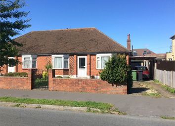 Thumbnail 2 bed semi-detached bungalow for sale in Lansdowne Road, West Ewell, Epsom