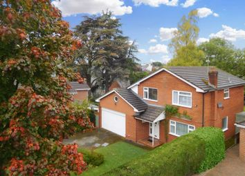 Thumbnail 5 bed detached house for sale in Chapel Close, Audlem, Crewe