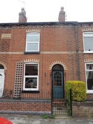 Thumbnail 2 bed property for sale in 79, Crompton Road, Macclesfield, Cheshire