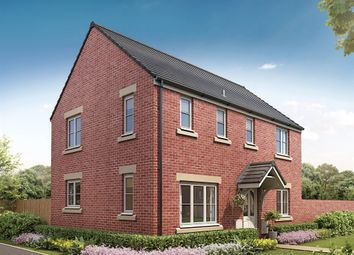"""Thumbnail 3 bed detached house for sale in """"The Clayton Corner  """" at St. Augustine Road, Lincoln"""