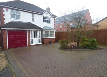 Thumbnail 4 bedroom detached house for sale in Homeward Way, Binley, Coventry, West Midlands