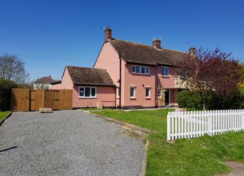 3 bed semi-detached house for sale in Old Kirton Road, Trimley St. Martin, Felixstowe IP11