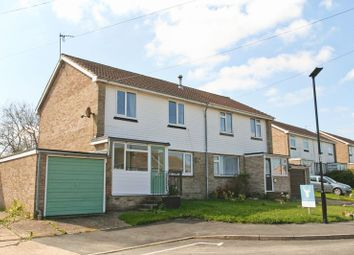 Thumbnail 3 bed semi-detached house for sale in Hillcrest Road, Rookley, Ventnor