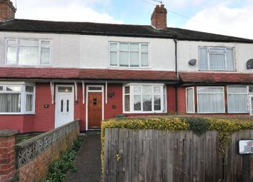 Thumbnail 3 bed terraced house to rent in Temple Gardens, Winchmore Hill, London