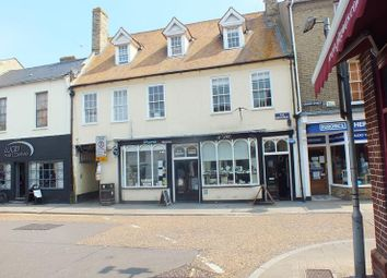 Thumbnail 2 bedroom flat for sale in The Broadway, St. Ives, Huntingdon