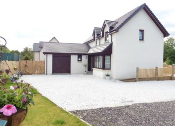 Thumbnail 4 bed property for sale in Julesbank Villa Station Road, Dalmally
