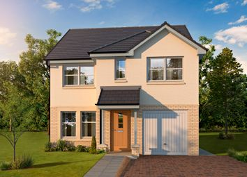 Thumbnail 4 bed detached house for sale in Calder Street, Coatbridge, North Lanarkshire