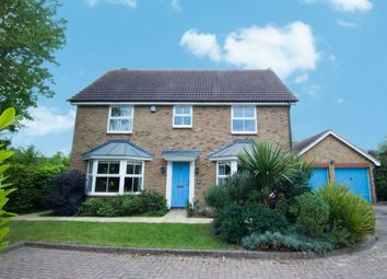 Thumbnail 4 bed detached house for sale in Wheelwrights Close, Bishop's Stortford