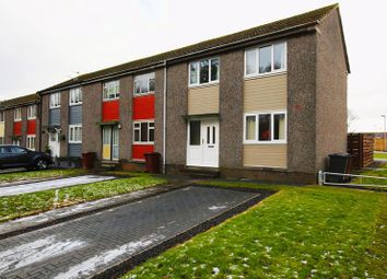 Thumbnail 3 bed end terrace house for sale in Hebrides Drive, Dundee