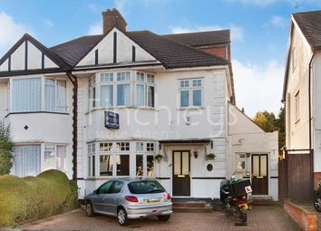 Thumbnail 3 bed flat to rent in Wentworth Avenue, London