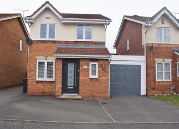 Thumbnail 3 bed detached house for sale in Sunart Way, Stockingford, Nuneaton