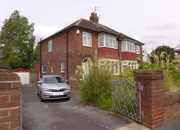 Thumbnail 3 bed semi-detached house for sale in Blackpool Old Road, Poulton-Le-Fylde