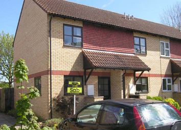 Thumbnail 2 bedroom end terrace house to rent in Rectory Close, Longstanton, Cambridge