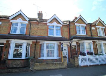 Thumbnail 3 bed terraced house for sale in Warwick Road, Sidcup, Kent