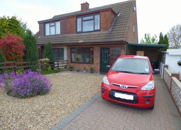 Thumbnail 3 bed semi-detached house for sale in Starcross Close, Coventry