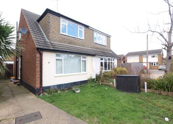 Thumbnail 2 bed property to rent in Orchard Road, Benfleet