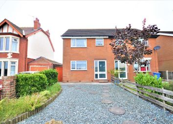 Thumbnail 3 bed semi-detached house for sale in Broadway, Thornton Cleveleys, Blackpool, Lancashire
