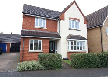 4 bed detached house for sale in Linnet Drive, Stowmarket, Suffolk IP14