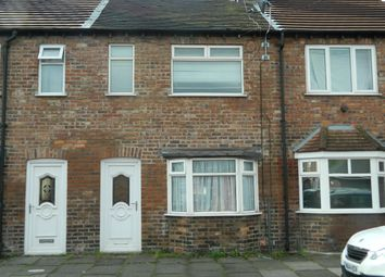 Thumbnail 2 bed terraced house to rent in Hammond Street, St. Helens