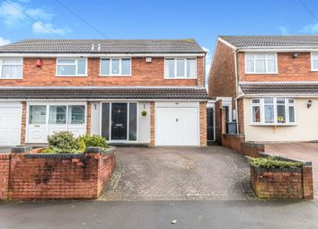 Thumbnail 3 bed semi-detached house for sale in Pinewood Drive, Quinton, Birmingham