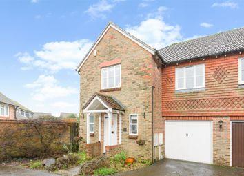 Thumbnail 3 bed semi-detached house for sale in Paynsbridge Way, Horam, Heathfield