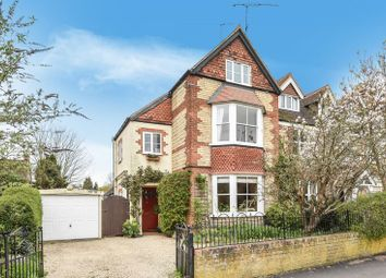Thumbnail 4 bed end terrace house for sale in Conduit Road, Abingdon