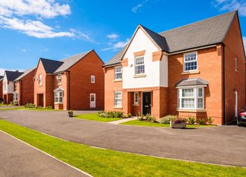 """Thumbnail 4 bedroom detached house for sale in """"Winstone"""" at Stockton Road, Long Itchington, Southam"""
