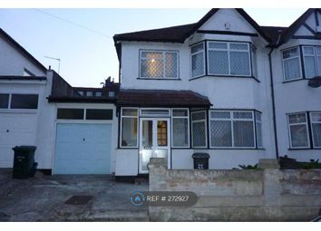 Thumbnail 4 bed semi-detached house to rent in Aprey Gardens, Hendon