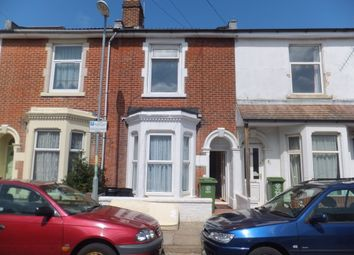 Thumbnail 5 bed terraced house to rent in Fraser Road, Southsea