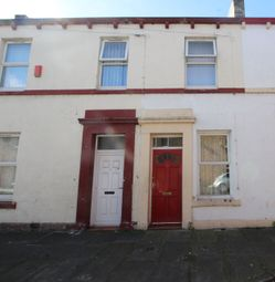 3 bed terraced house for sale in Flower Street, Carlisle, Cumbria CA1