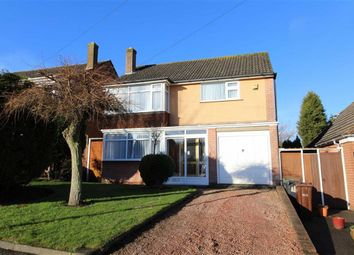 Thumbnail 3 bed detached house for sale in Camberley Crescent, Ettingshall Park, Wolverhampton